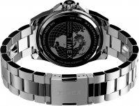 Zegarek srebrny klasyczny  Essex Avenue TW2U42600 bransoleta - duże 7