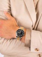 Fossil FS5653 męski zegarek FB-01 bransoleta
