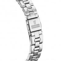 Festina F20311-1 zegarek srebrny klasyczny Mademoiselle bransoleta