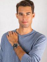Zegarek srebrny klasyczny  Pro Diver 27610 bransoleta - duże 4
