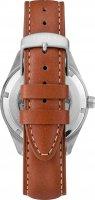 Timex TW2U37700 Waterbury Waterbury klasyczny zegarek srebrny