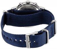 Zegarek srebrny klasyczny  Weekender TW2P71300 pasek - duże 8