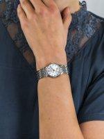 Zegarek srebrny klasyczny Adriatica Bransoleta A3129.51B3Q bransoleta - duże 5