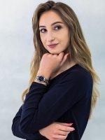 Zegarek srebrny klasyczny Adriatica Bransoleta A3164.5125Q bransoleta - duże 4