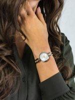 Zegarek srebrny klasyczny Adriatica Bransoleta A3506.R143QZ bransoleta - duże 5
