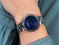 Zegarek srebrny klasyczny Adriatica Bransoleta A3706.5115Q bransoleta - duże 6