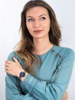 Zegarek srebrny klasyczny Adriatica Bransoleta A3720.514MQZ bransoleta - duże 4