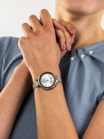 Anne Klein AK-2989SVSV damski zegarek Bransoleta bransoleta
