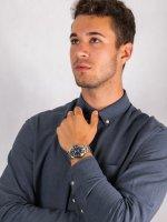 Zegarek srebrny klasyczny Ball Engineer II NM2282C-SJ-BE bransoleta - duże 4