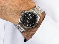 Zegarek srebrny klasyczny Ball Engineer III NM9126C-S14J-BK bransoleta - duże 6