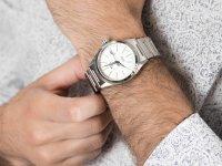 Zegarek srebrny klasyczny Ball Fireman NM2188C-S20J-WH bransoleta - duże 6