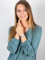Bisset BSBF04SISX03BX zegarek damski Biżuteryjne