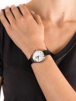 Bisset BSAE79SISX03BX damski zegarek Klasyczne pasek