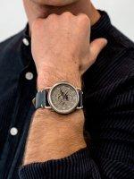 Bisset BSCF18DAVX05AX męski zegarek Klasyczne pasek
