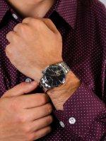 Bulova 96A199 męski zegarek Automatic bransoleta