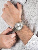 Bulova 96C127 męski zegarek Classic bransoleta