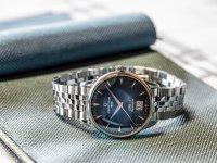 Zegarek srebrny klasyczny Certina DS-1 C029.426.11.041.00 bransoleta - duże 7