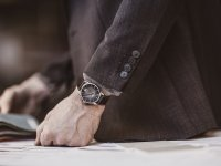 Zegarek srebrny klasyczny Certina DS-1 C029.426.16.051.00 pasek - duże 7