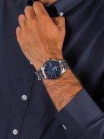 Citizen CB0190-84L męski zegarek Radio Controlled bransoleta