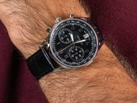 Delbana 41601.672.6.034 zegarek klasyczny Retro Chronograph