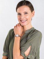 Zegarek srebrny klasyczny DKNY Bransoleta NY2861 bransoleta - duże 4
