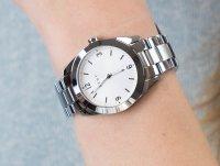Zegarek srebrny klasyczny DKNY Bransoleta NY2872 bransoleta - duże 6