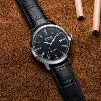 Epos 3432.132.20.25.15 zegarek srebrny klasyczny Originale pasek