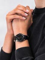 Zegarek srebrny klasyczny Festina Ceramic F20473-3 pasek - duże 5