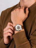 Fossil ME3099 męski zegarek Grant pasek