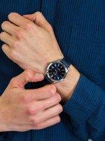Jacques Lemans 1-1859C męski zegarek Classic pasek