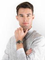 Zegarek srebrny klasyczny Jacques Lemans Classic 1-1929J bransoleta - duże 4