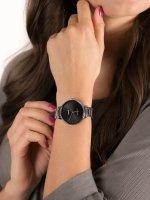 Zegarek srebrny klasyczny Lorus Fashion RG211NX9 bransoleta - duże 5