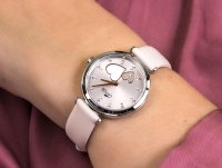 Zegarek srebrny klasyczny Lotus Grace L18617-2 pasek - duże 6