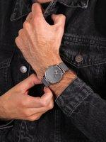 Meller 2SG-2GREY męski zegarek Maori bransoleta