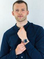 Zegarek srebrny klasyczny Orient Classic RA-AC0007L10B bransoleta - duże 4