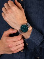 Orient RA-SP0006E10B męski zegarek Contemporary bransoleta