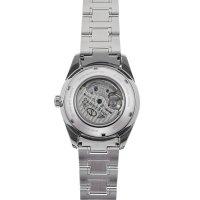 Zegarek srebrny klasyczny Orient Star Classic RE-HJ0002L00B bransoleta - duże 7