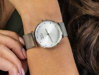 Zegarek srebrny klasyczny Pierre Ricaud Bransoleta P22035.5143Q-142.5 bransoleta - duże 6