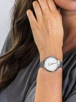 Zegarek srebrny klasyczny Pierre Ricaud Pasek P21065.5143Q bransoleta - duże 5