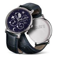 Zegarek srebrny klasyczny Tissot Everytime T109.610.16.041.00 pasek - duże 6