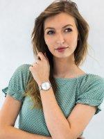 Zegarek srebrny klasyczny Tommy Hilfiger Damskie 1782113 bransoleta - duże 4