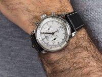zegarek Zeppelin 7690-1 srebrny 100 Years Zeppelin Ed 1