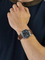 zegarek Zeppelin 7614-3 Los Angeles męski z tachometr Los Angeles