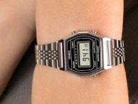 Casio Vintage LA690WEA-1EF zegarek retro VINTAGE Midi