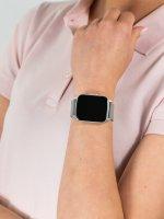 zegarek Rubicon RNCE42SIBX01AX damski z krokomierz Smartwatch