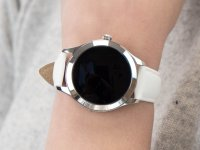 Zegarek srebrny Rubicon Smartwatch RNAE36SIBW05AX - duże 6