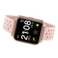 Zegarek srebrny sportowy  Smartwatch RNCE58RIBX03AX pasek - duże 5