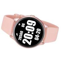 Zegarek srebrny sportowy  Smartwatch RNCE61RIBX05AX pasek - duże 5