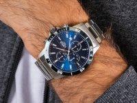 Zegarek srebrny sportowy  Sportowe RM303FX9 bransoleta - duże 6