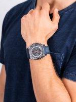 zegarek Bulova 98B315 męski z tachometr Precisionist